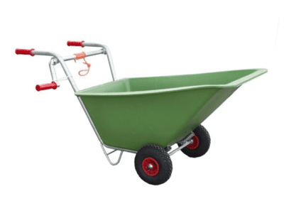 Wheelbarrow for Moving Calves